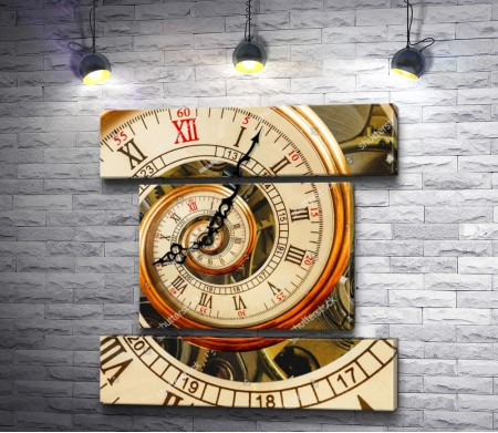 Бесконечные часы