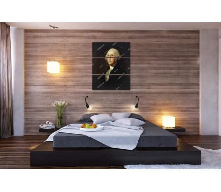 """Гилберт Стюарт """"Джордж Вашингтон"""" (The Athenaeum)"""