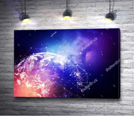 Сеть Интернет на планете Земля
