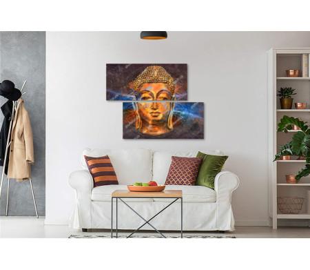 Золотой лик Будды