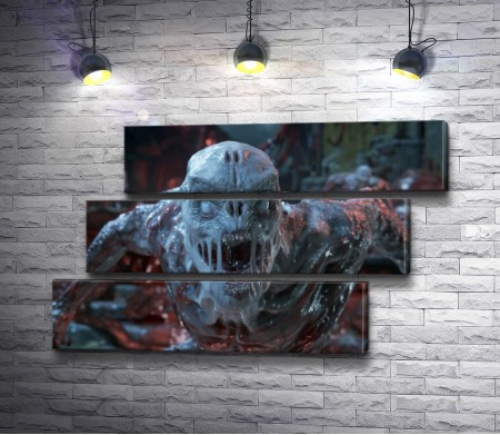 "Саранча - персонаж игры ""Gears of War 4"""
