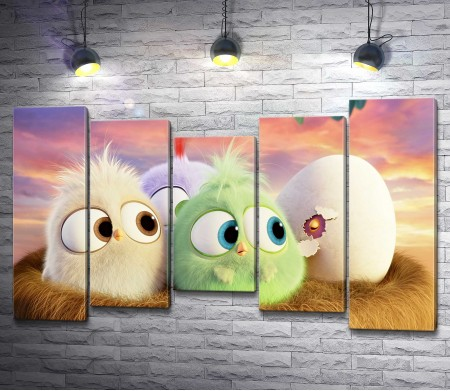 Птенцы Angry Birds