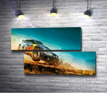 """Автомобиль из игры """"DIRT Rally"""""""
