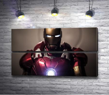Железный человек, кадр из фильма