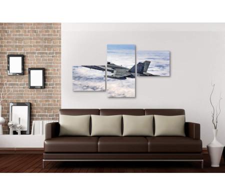 Военный истребитель McDonnell Douglas CF 18 H