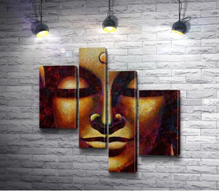Золотой лик Будды и третий глаз