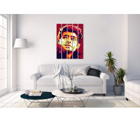 Арт-портрет незнакомца