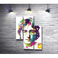 Легенда Британии - музыкант Джон Леннон