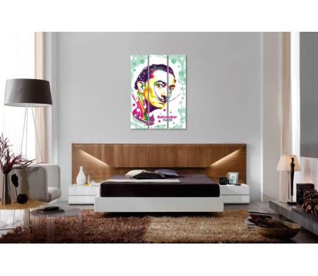 Арт-портрет гения - Сальвадор Дали