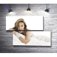 Юная и соблазнительная Анджелина Джоли