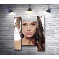 Сексапильная Анджелина Джоли