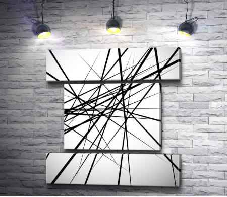 Черные линии