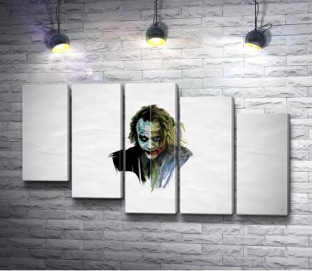 Джокер, арт-работа
