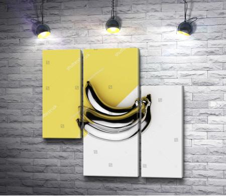 Металлические бананы