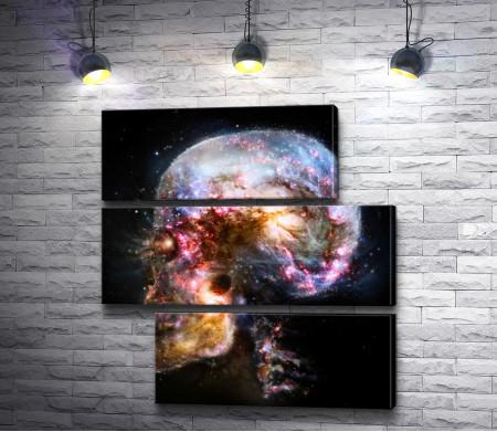 Космический череп