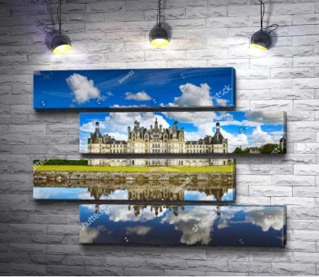 Старинный Замок Шамбор, Франция