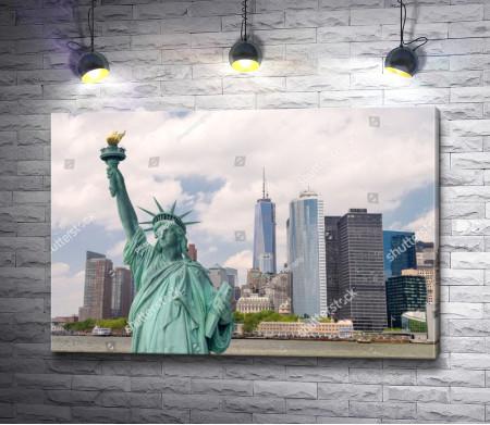 Статуя Свободы, главная достопримечательность США