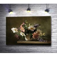Натюрморт: Весенние цветы