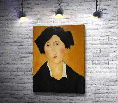 Амедео Модильяни - Женщина в шляпке