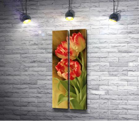 Игорь Левашов - Три тюльпана