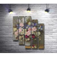 """Марсель Дюф """"Carnations and lilac"""" (Гвоздики и сирень)"""