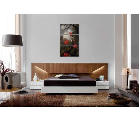 Мартин Хед - Колибри и цветы