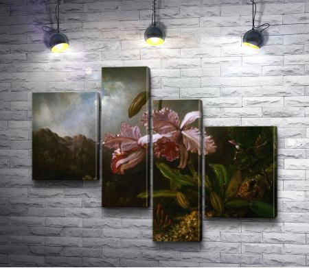 "Мартин Джонсон Хед ""Orchids in a Jungle"""