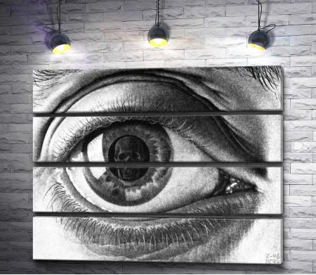 "Мауриц Корнелис Эшер ""Eye"" (Глаз)"