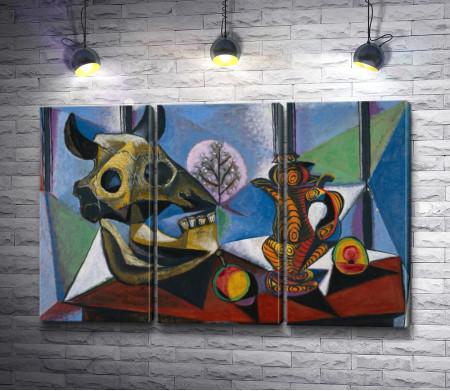 "Пабло Пикассо ""Bull Skull, Fruit, Pitcher"""