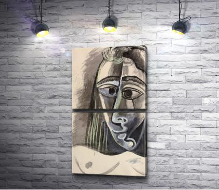 "Пабло Пикассо ""Buste de femme (3)"""