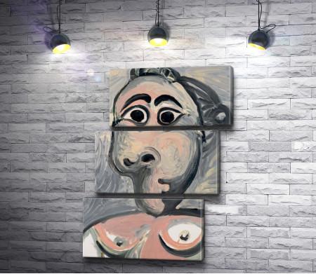 "Пабло Пикассо ""Buste de femme"""