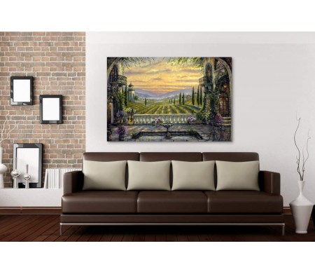 "Роберт Файнэл ""A Tuscan View"""