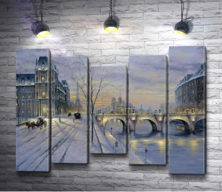"Роберт Файнэл ""Winter In Paris"""