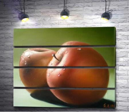 """Сергей Лим """"Два яблока"""""""