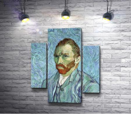 """Винсент Ван Гог """"Автопортрет"""""""
