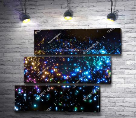 Галактики на просторах Космоса