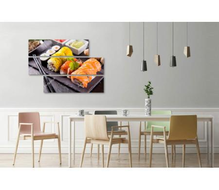 Суши сет из роллов