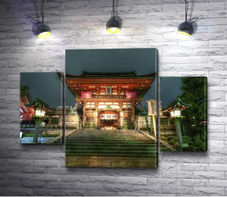 Храм Фусими Инари, Япония