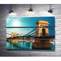 Цепно́й мост через реку Дунай, Будапешт