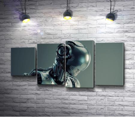 Стальной робот