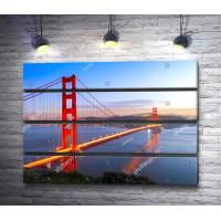 Мост Золотые ворота, Калифорния