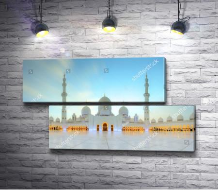 Мечеть шейха Зайда, Абу Даби