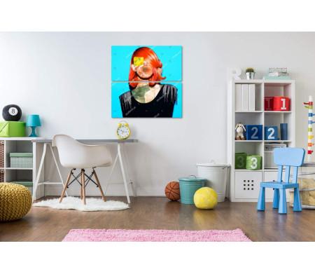 Криста Боде - Входите в картину