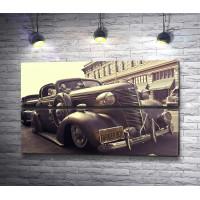 Ретро-автомобиль Chevrolet