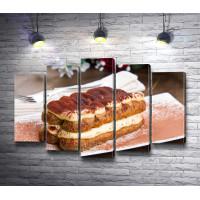 Кофейный десерт тирамису