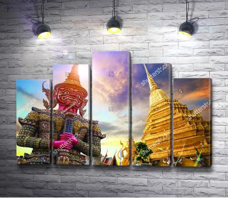 Священные достопримечательности Бангкока