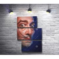 Сальвадор Дали, портрет