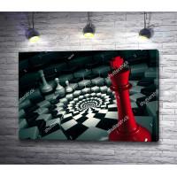 Иллюзия на шахматной доске