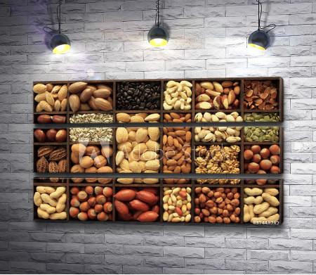 Ассорти из орехов