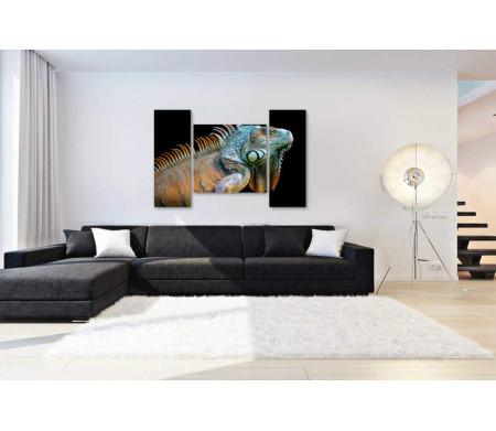 Невероятная игуана